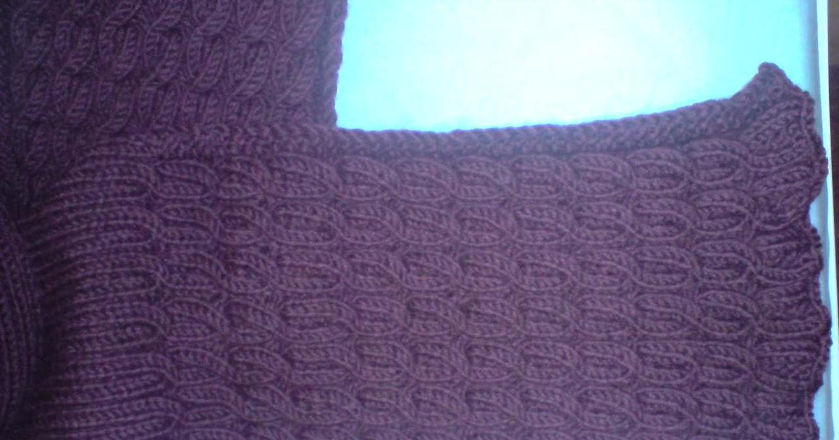 Knitting Pattern For Seaman s Scarf : ~: Seamans Scarf Knitting Pattern