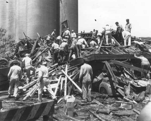 essay 1947 texas city disaster