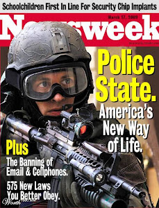 AmeriKan Police State.