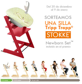 Baby and cool baby productos baby products sorteo - Silla tripp trapp ...