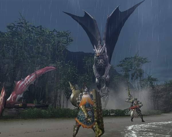 Shadows In The Darkness Monster Hunter Ps2 Resubiendo