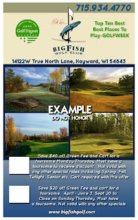 Best golf coupon book ontario