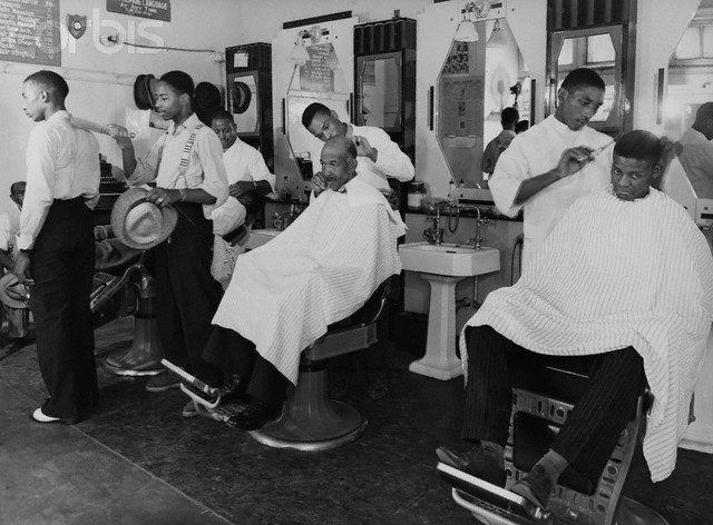 Black Barber Shop South Beach