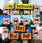More Real Pop - the boolevards' second CD