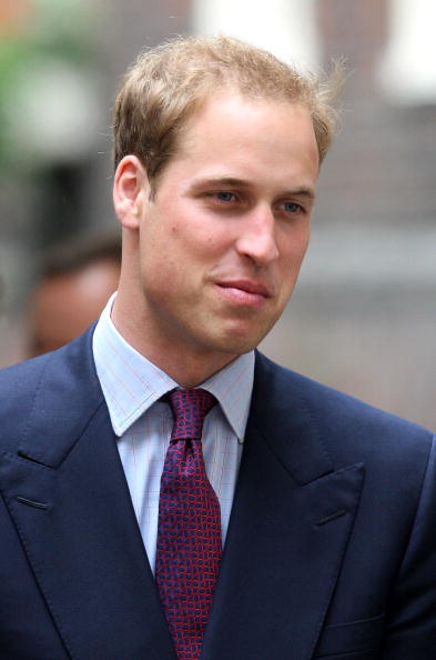 is prince william balding. prince william bald patch.