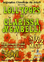 Lollypops e Clarissa Mombelli