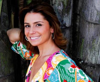 Giovanna Antonelli comemorou, esta terça-feira, o quinto aniversário