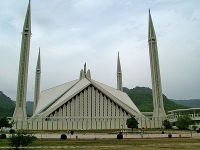 06 FOTO: Masjid masjid Unik di Dunia