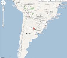 Argentina Rosario Mission