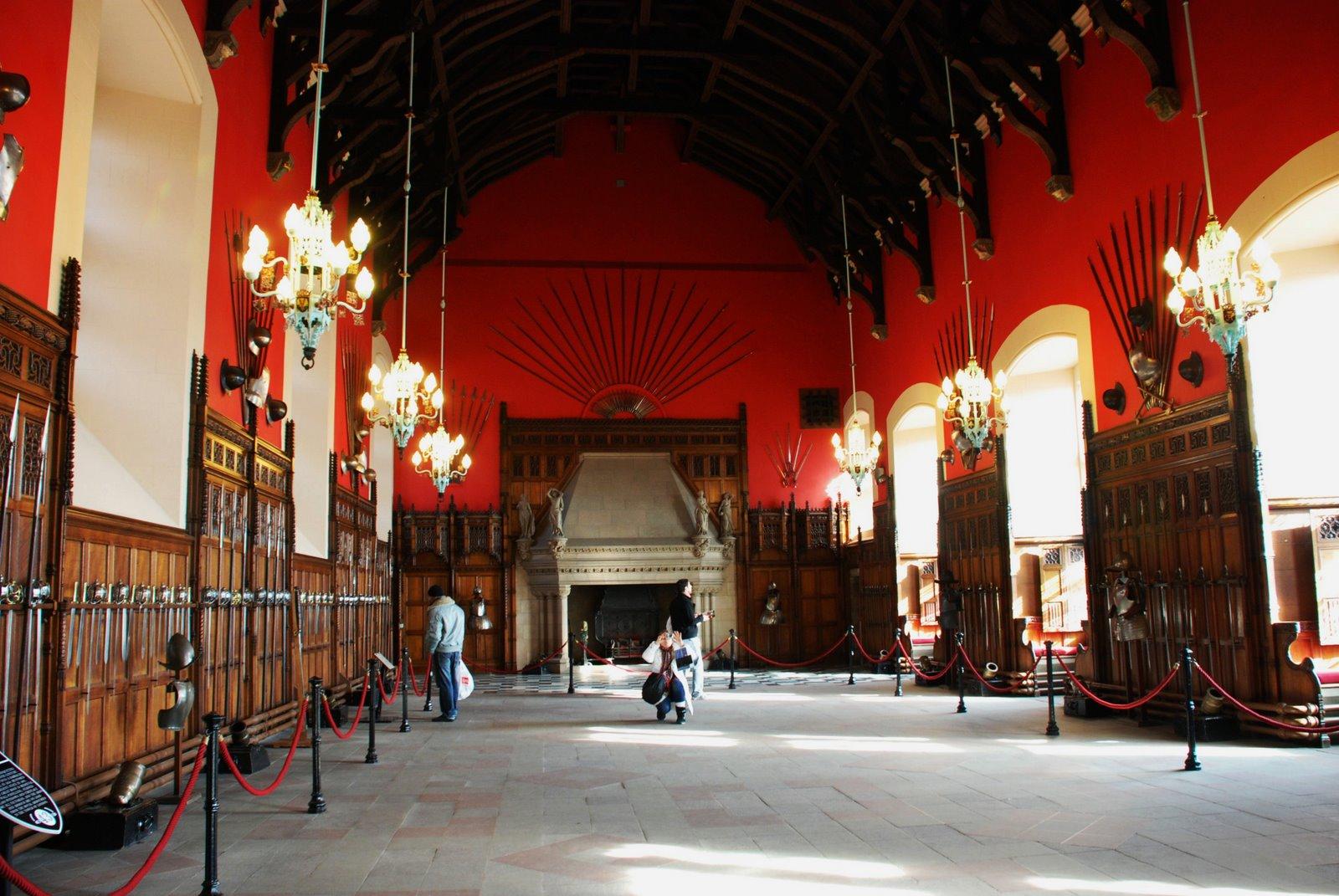 Pics for edinburgh castle inside for Pictures inside