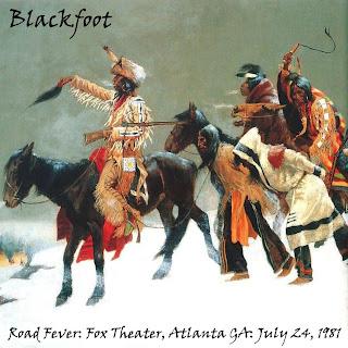 Blackfoot: Road Fever
