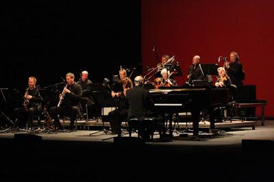 Concierto de Michael Nyman, Gijón