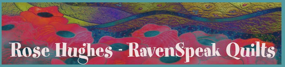 RavenSpeak Quilts