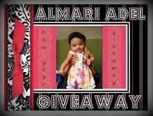 ALMARI ADEL ~ NEW YEAR GIVEAWAY