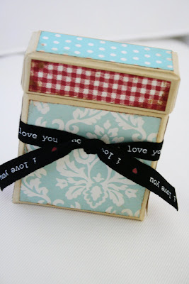 DIY 100 Things I Love About You gift idea