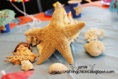 Under the Sea Birthday Party Theme