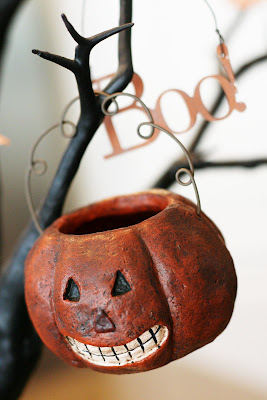 DIY Halloween Decor | Halloween Tree