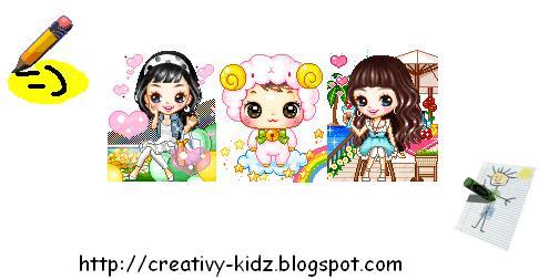 Creative Kids Blogger