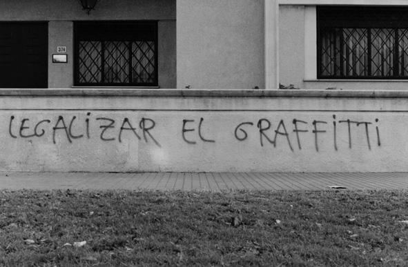 Frases en las paredes
