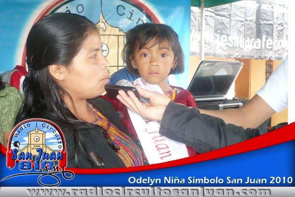 Mas de 30 mil quetzales recaudados en la Mini Teletón 2010 en San Juan Sacatepéquez