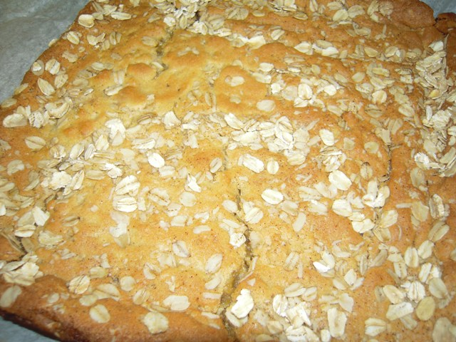Sweets & Treats by Carolyn!: Chewy Oatmeal Blondies!!!