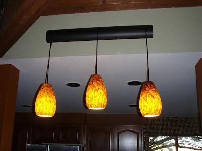 adventures at lazy c kitchen island bar lights