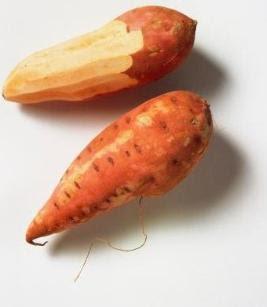لعبة تقشير البطاطا