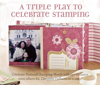 Celebrate National Stamping Month with us!