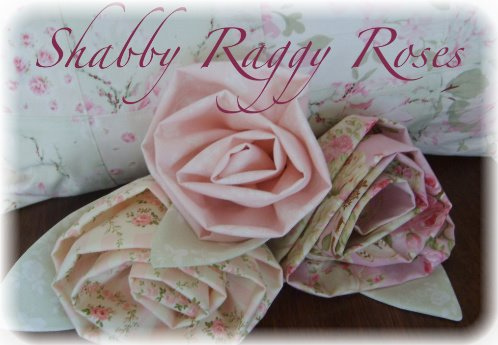 ~ Shabby Raggy Roses ~