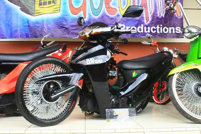 GAMBAR MOTOR CEPER YANG UNIK | ANEH title=