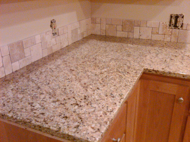 the backsplash was fun to pick out i wanted to do something a little