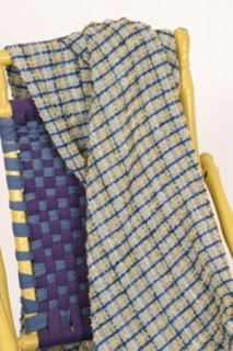 Judith Rose, head designer, Textillery Weavers, will showcase the newest color stories and textured designs for her growing hand-woven throw collection during the August 16-20, 2009 New York International Gift Fair.