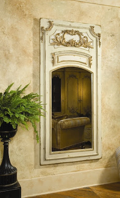 Habersham's Messina floor mirror will be featured at the 2009 fall High Point market. highpointmarket.org habersham.com giftandhometoday.blogspot.com