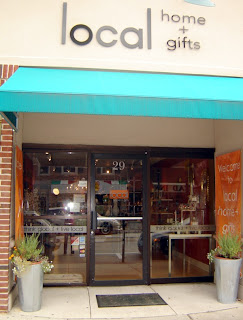 Local Home + Gifts Media PA is a stylish home decor store in the Philadelphia suburbs operated by Monica Schramm