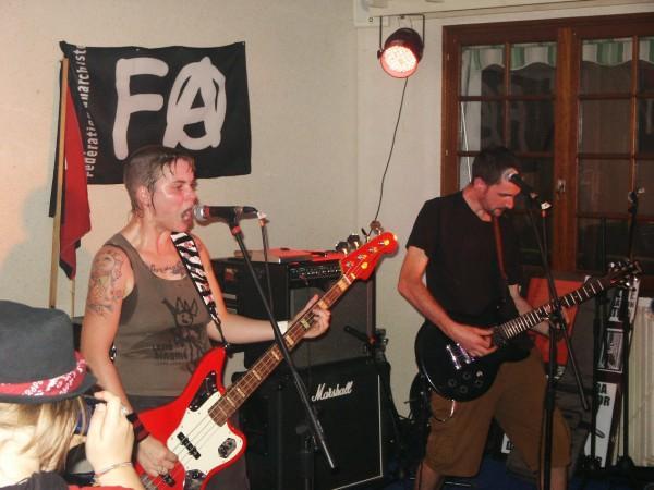 Fête Noire et Rouge 2010