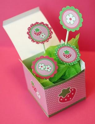 Strawberry Shortcake party anyone?
