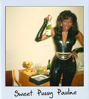 Comedian sweet pussy pauline apologise, but