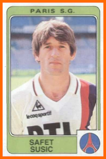 Safet+SUSIC+Panini+1986+PSG