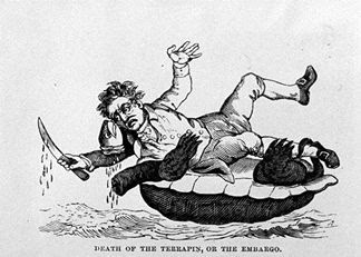 2008 - Additions and Comment: Case study - The Embargo Act of 1807 ...