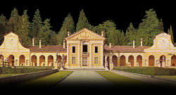 Villa di Maser - arch. Andrea Palladio (1508-80)