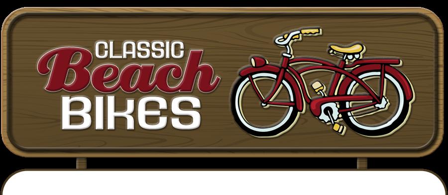 Classic Beach Bikes