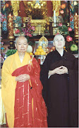 Mi querida Maestra, la Rev. Yin Zhi Sakya.