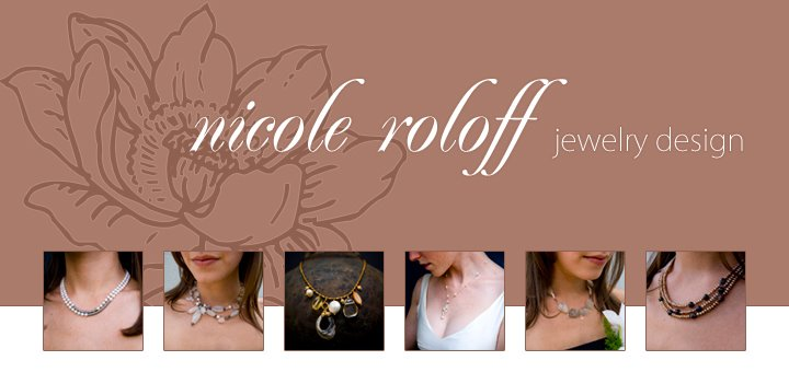 Nicole Roloff | Custom Jewelry Design