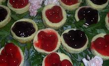 Baby Cheesecakes