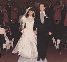 WEDDING DAY ~ 4/6/90