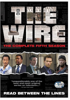 The Wire season five