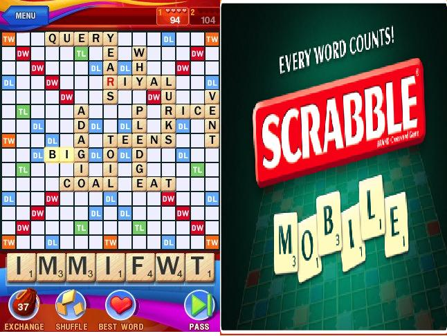 Free Scrabble Games