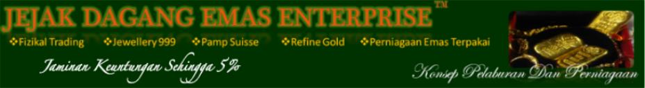 Spot Gold Bersama Jewellery 999 & Dinar 999.9