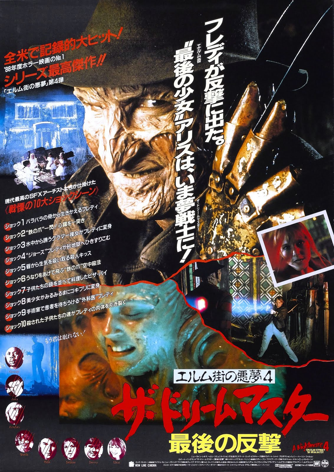 a review of the american horror film series nightmare on elm street by wes craven A nightmare on elm street is an american horror franchise that consists of nine slasher films, a television series, novels, and comic.