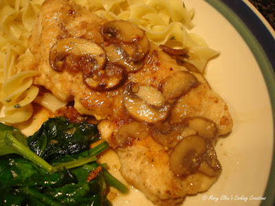 Chicken With Brandy Recipe — Dishmaps